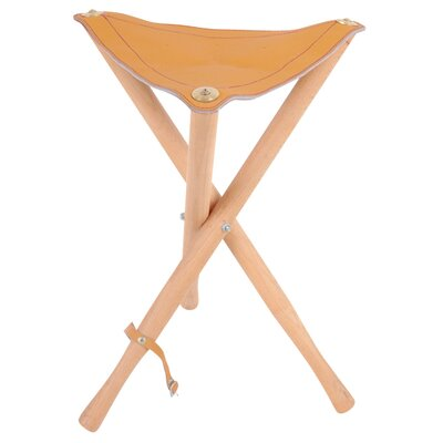 Heritage Leather Seat Stool