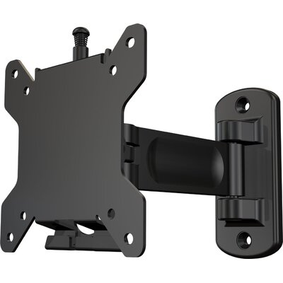 "Crimson AV Pivoting Arm Wall Mount for 10"" to 30"" Flat Panel Screens"