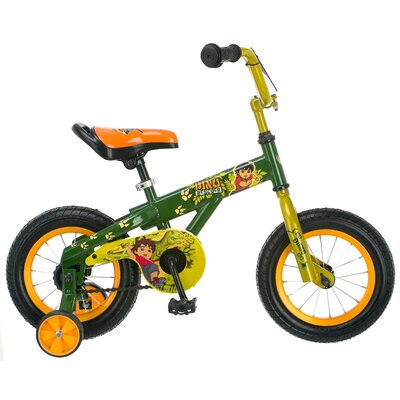 "Diego Boys 12"" Diego Bike with Training Wheels"