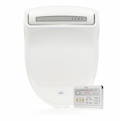Supreme Advanced Round Toilet Seat Bidet