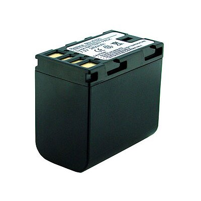 Denaq New 2400mAh Rechargeable Battery for JVC Cameras