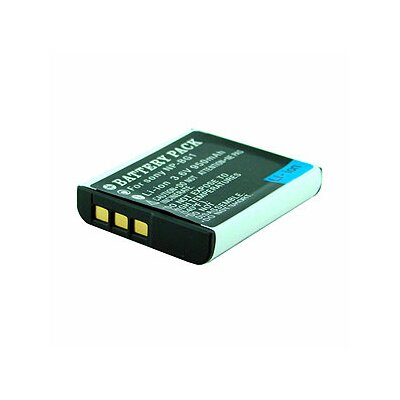 Denaq New 950mAh Rechargeable Battery for SONY Cameras