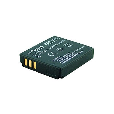Denaq New 900mAh Rechargeable Battery for FUJIFILM / LEICA / PANASONIC Cameras