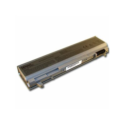 Denaq 6-Cell 5200mAh Lithium Battery for DELL Laptops