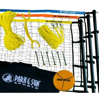 Park & Sun Tri-Ball™ Recreational Volleyball Set