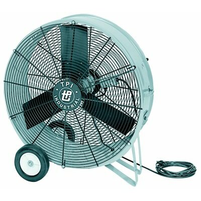 "TPI 36"" 2-Speed Direct Drive Portable Blower"