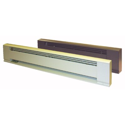 TPI Hydronic / Architectural Style Baseboard Wireway Covers ( White only )