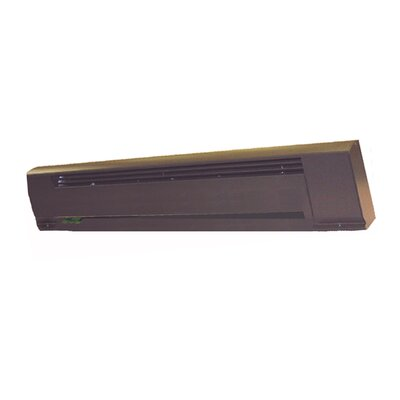 TPI Architectural Convection Baseboard Electric Space Heater