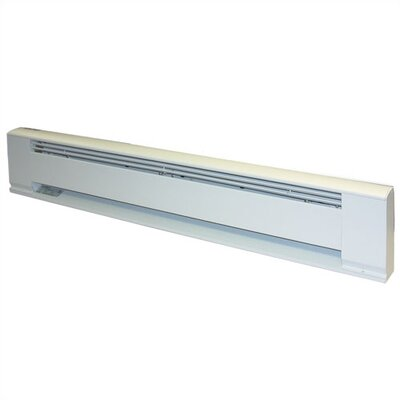 TPI Hydronic Electric Baseboard Heater in Standard White