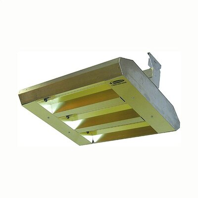 TPI Mul-T-Mount 24,915 BTU's 2-Lamp 480V Infrared Heater