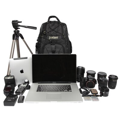 Portare Bags Multi Use Camera Backpack