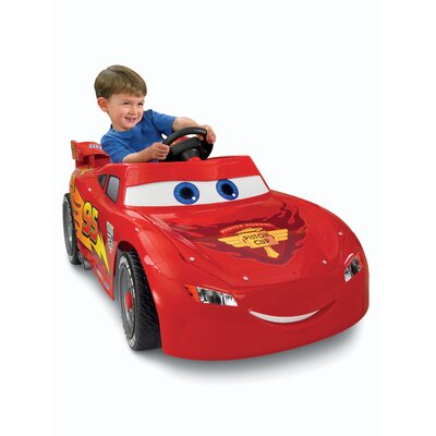 Fisher-Price Lightning McQueen Cars