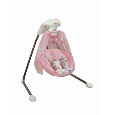 Fisher-Price Starlight Cradle Swing