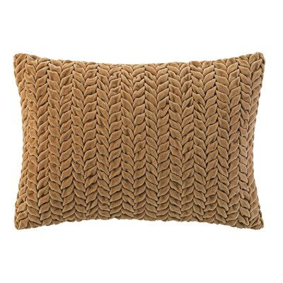 Company C Braided Velvet Pillow