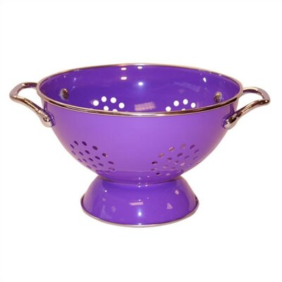 Reston Lloyd Calypso Basics 1.5 Quart Colander in Purple