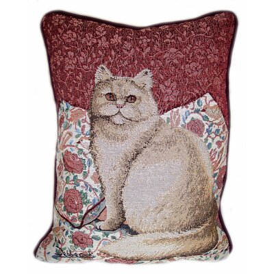 American Mills Fabric Kitty Pillow (Set of 2)