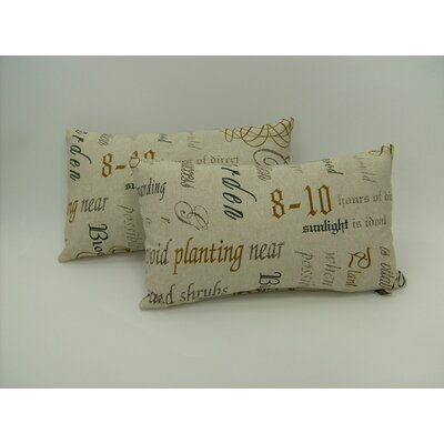 American Mills Chatsworth Pillow (Set of 2)