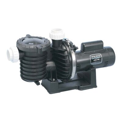 1 HP StaRite Max-E-Pro Full-rated Pool Pump