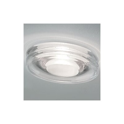 Leucos Disk Low Voltage Recessed Lighting with Housing