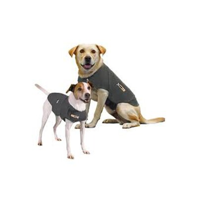Thundershirt Dog Jacket for Anxiety in Grey