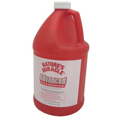 Nature's Miracle Advanced Stain and Odor Remover - 128 oz.