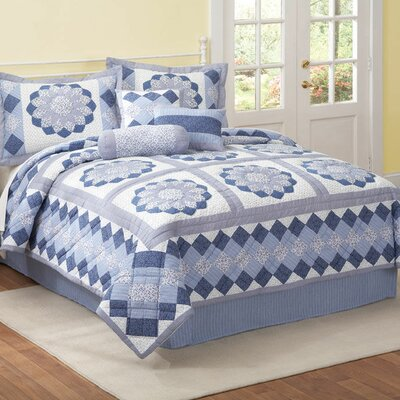 American Traditions Hildy Quilt Set