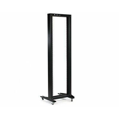 Startech DuraRak 42U 2 Post Open Rack