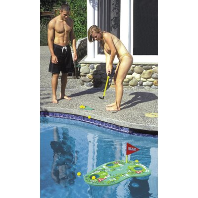 Poolmaster Poolside Challenge Floating Golf Game