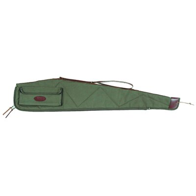 Signature Series Soft Scoped Rifle Case with Accessory Pocket