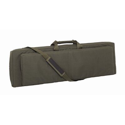 Rectangular Gun Case in Green
