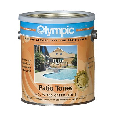 Olympic Deck Paint http://www.wayfair.com/Olympic-Patio-Tone-and-Deck