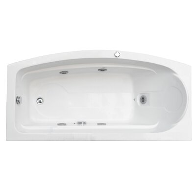 "Aston Global 68"" x 34"" Whirlpool Tub"
