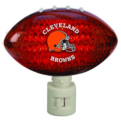 NFL Acrylic Football Night Light