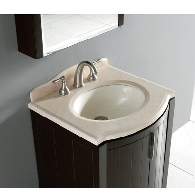 "Madeli Udine 23.81"" Bathroom Vanity Set"