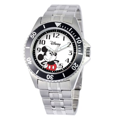 Disney Men's Mickey Mouse Honor Bracelet Watch