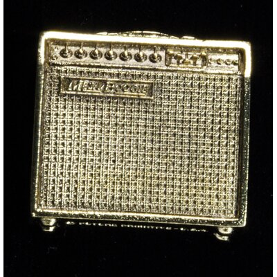 Harmony Jewelry Mesa Boogie Amp Pin in Gold