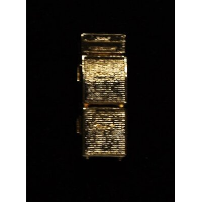 Harmony Jewelry Marshall Stack Pin in Gold