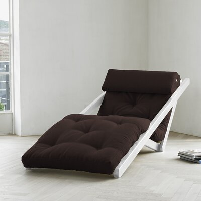Fresh Futon Fresh Futon Figo with White Frame in Chocolate