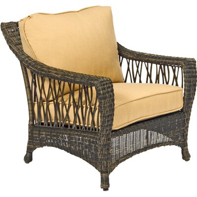 Woodard Serengeti Stationary Deep Seating Chair