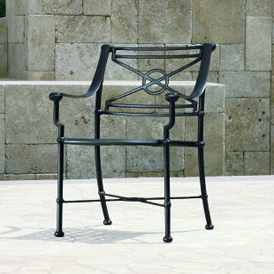 Woodard Delphi Dining Arm Chair