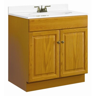 "Design House Claremont 31"" Double Door Vanity Set"