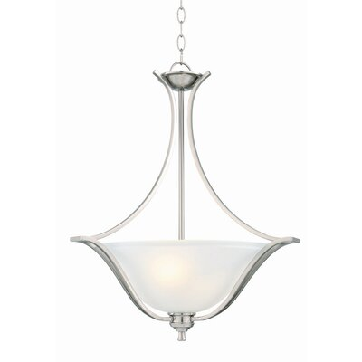 Design House Ironwood 2 Light Inverted Pendant
