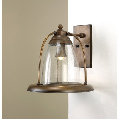 Lustrarte Lighting Sino 1 Light Outdoor Wall Lantern