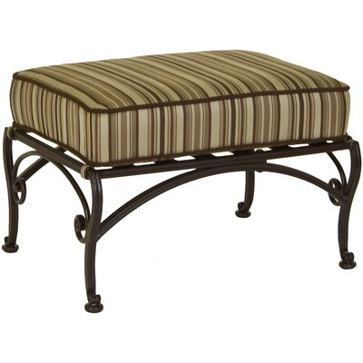 OW Lee Ashbury Ottoman with Cushion