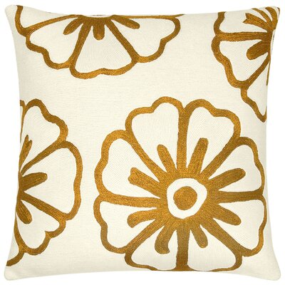 Judy Ross Pinwheel Wool Pillow