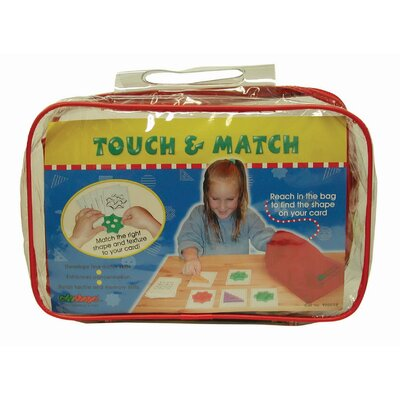 edushape Touch and Match Learning Game