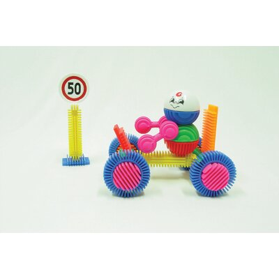 edushape Interstar Road and Traffic Builder Set