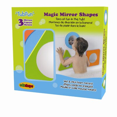 edushape Magic Mirror Shapes (Set of 3)