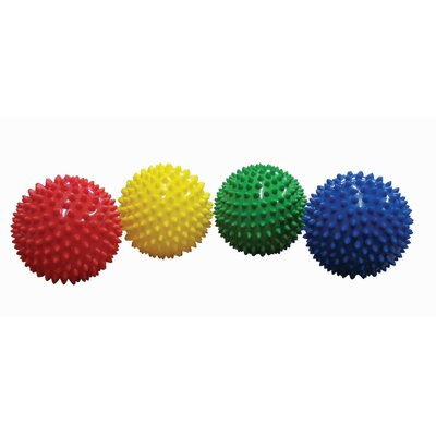 edushape Sensory Ball 4in - (Set of 4)