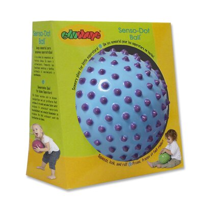 "edushape 7"" Senso-Dot Ball"